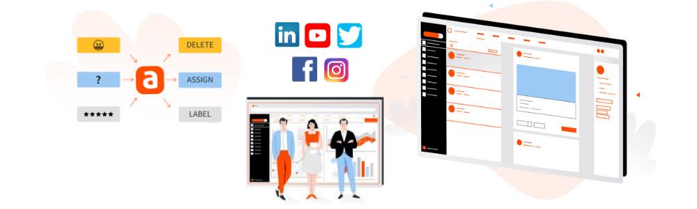 Agorapulse: Gestion des réseaux sociaux pour community manager