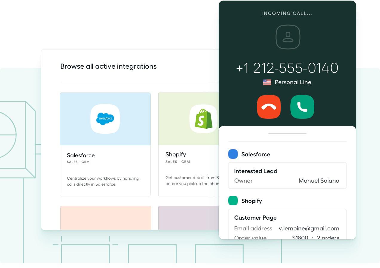 Avis Aircall : Votre système de téléphonie réinventé - appvizer