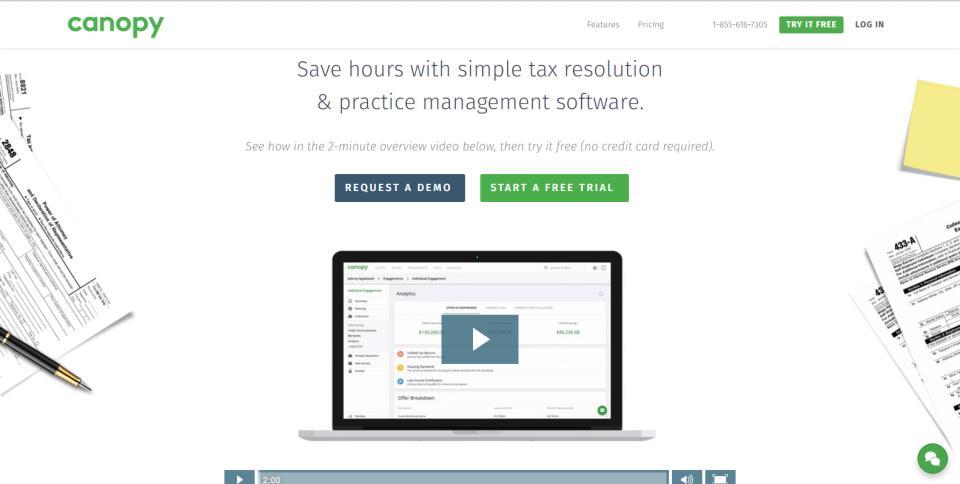 Canopy Tax-screenshot-2