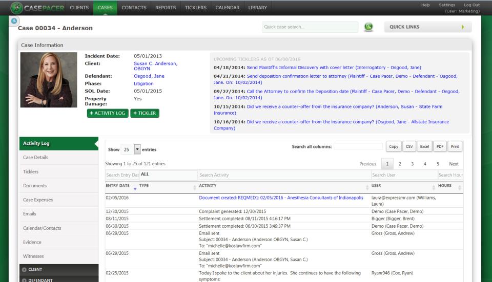 Case Pacer-screenshot-0