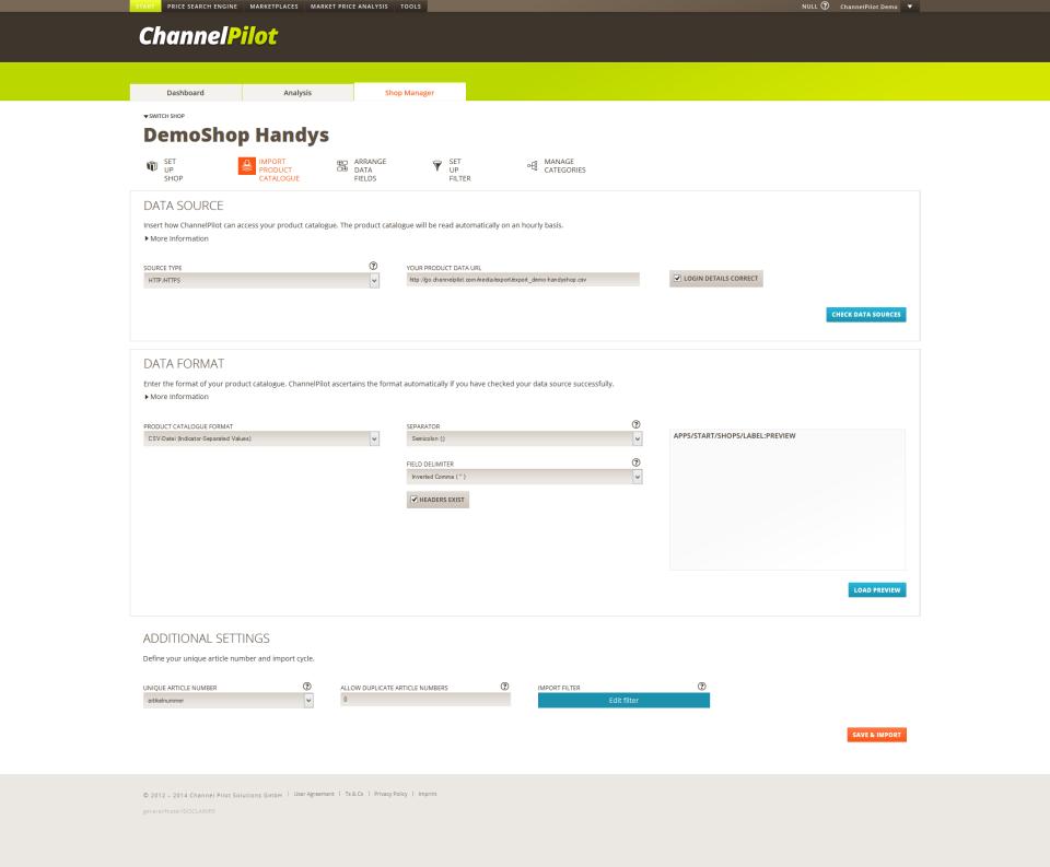 Channel Pilot-screenshot-0
