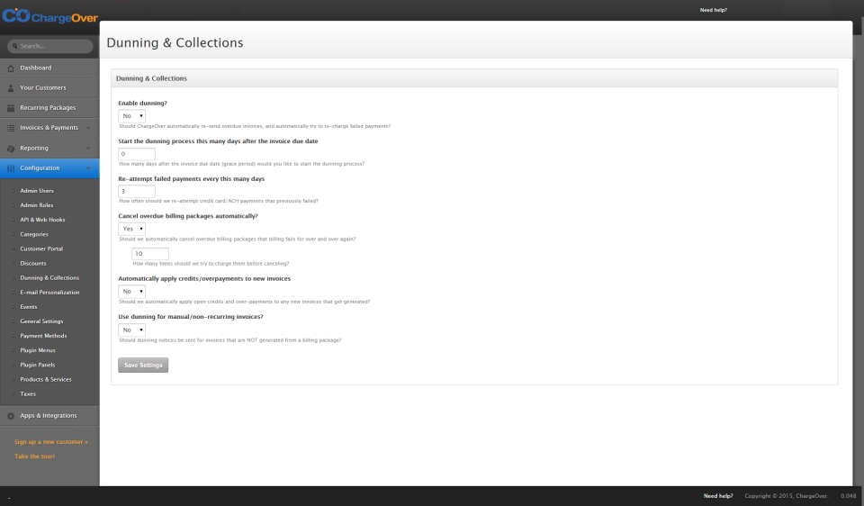 ChargeOver-screenshot-3