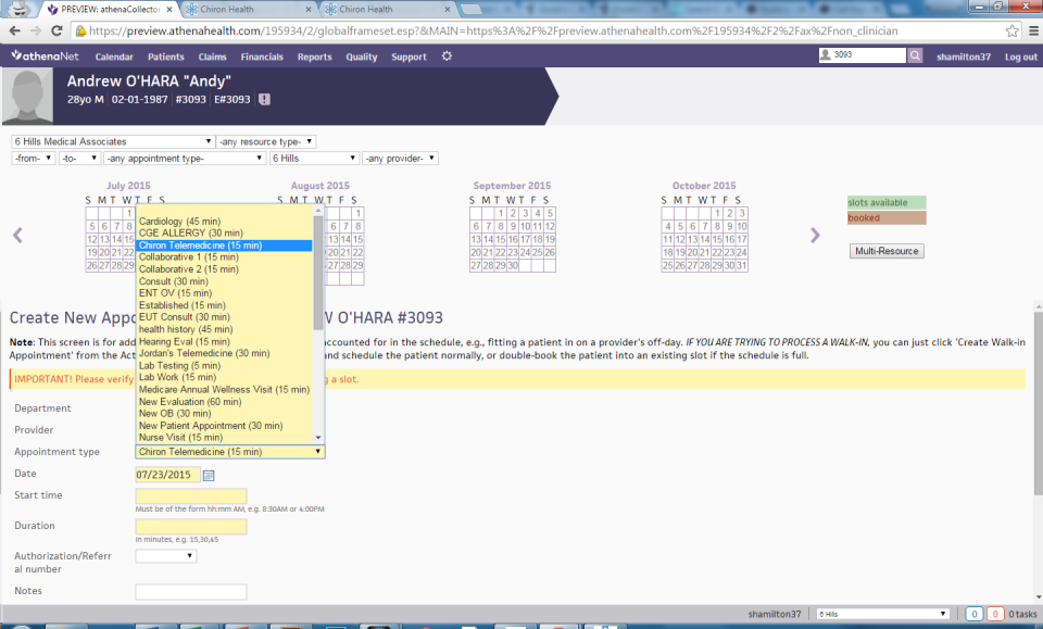 Chiron Health-screenshot-0
