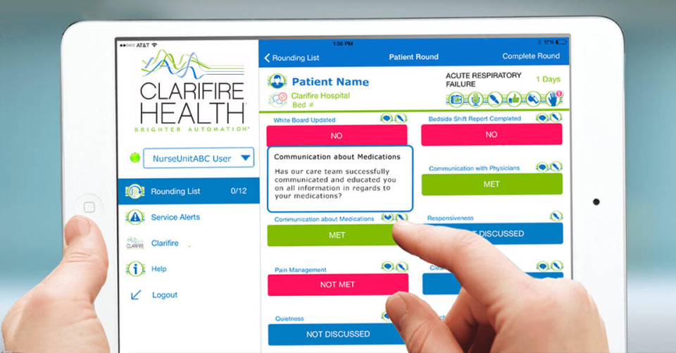 CLARIFIRE HEALTH-screenshot-0