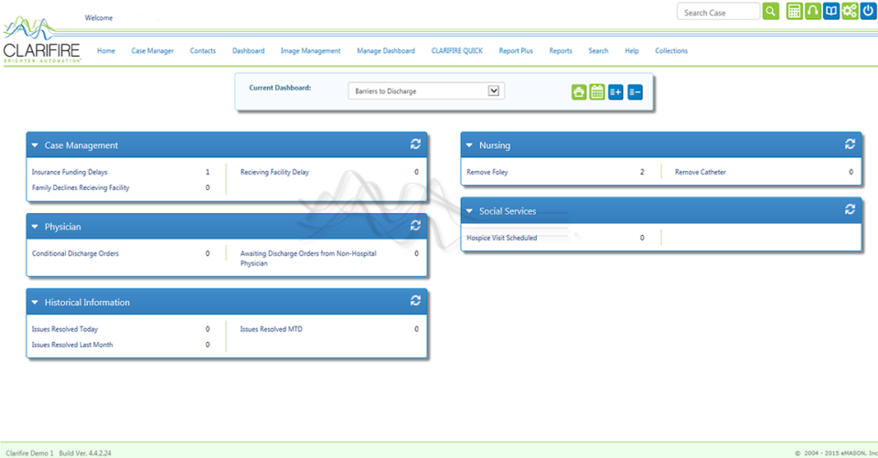 CLARIFIRE HEALTH-screenshot-4