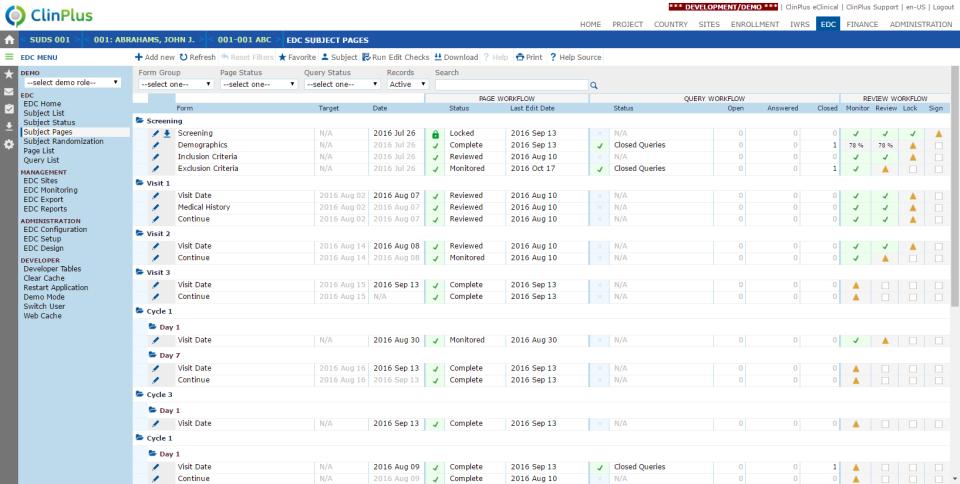 ClinPlus EDC-screenshot-1