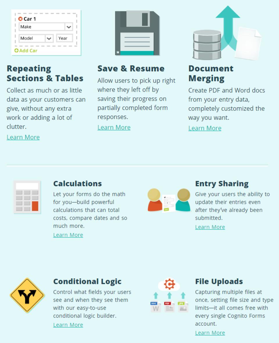 Cognito Forms-screenshot-0