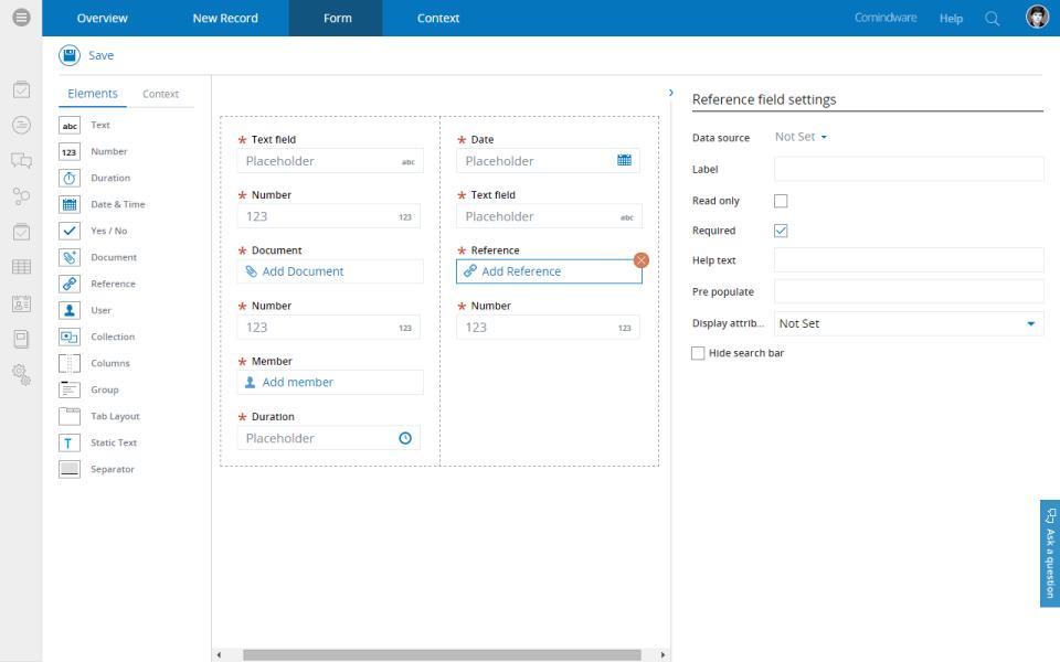 Comindware Process-screenshot-3