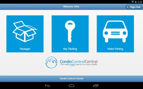 Condo Control Central-screenshot-3