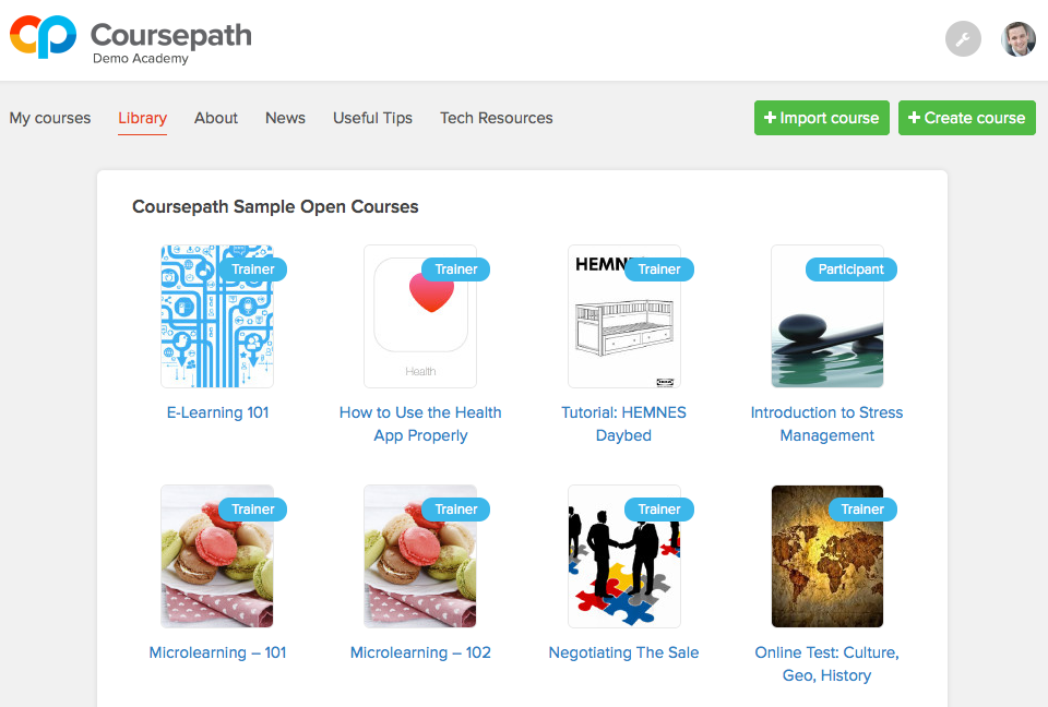 Coursepath-screenshot-0