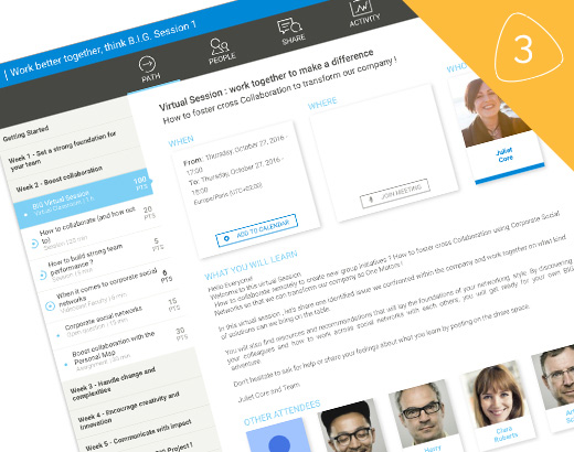 CrossKnowledge Learning Suite-screenshot-2