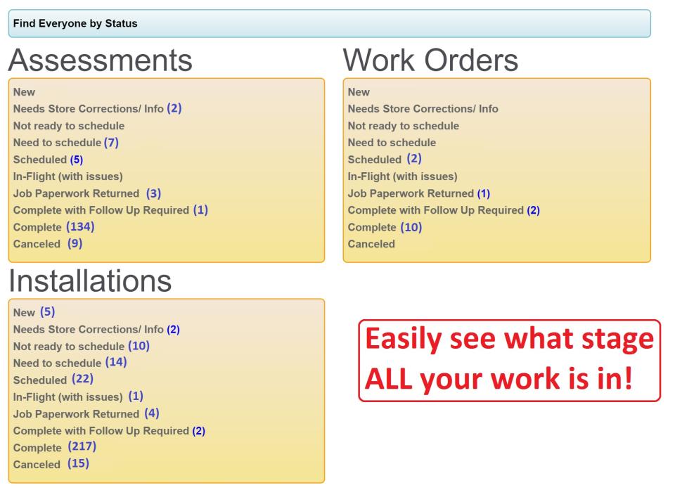 Customer Installations Online-screenshot-0