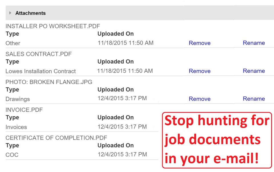 Customer Installations Online-screenshot-1