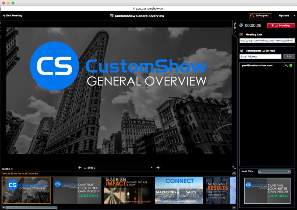 CustomShow-screenshot-0