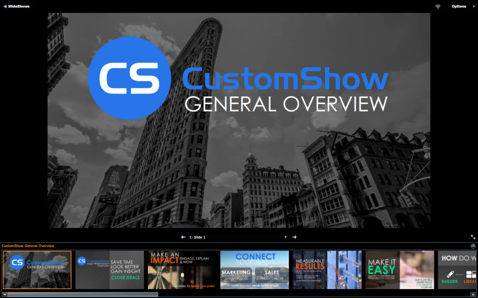 CustomShow-screenshot-1