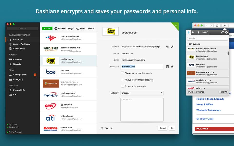 Dashlane for Business-screenshot-2