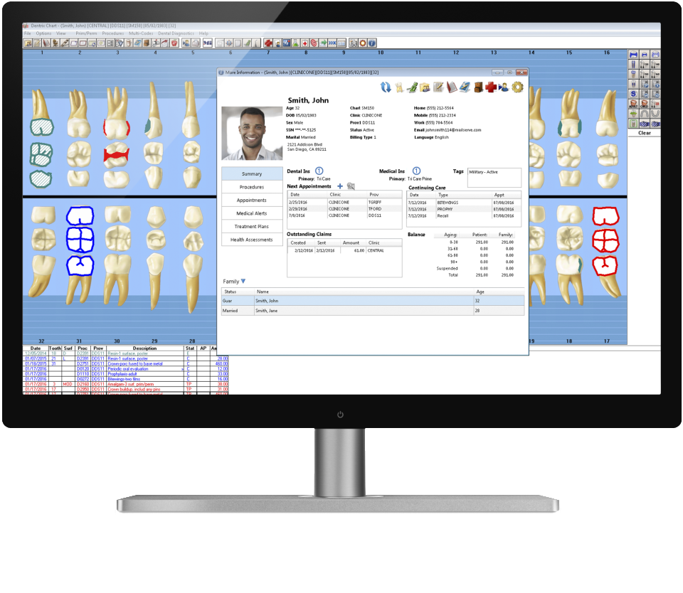 Dentrix Enterprise-screenshot-0