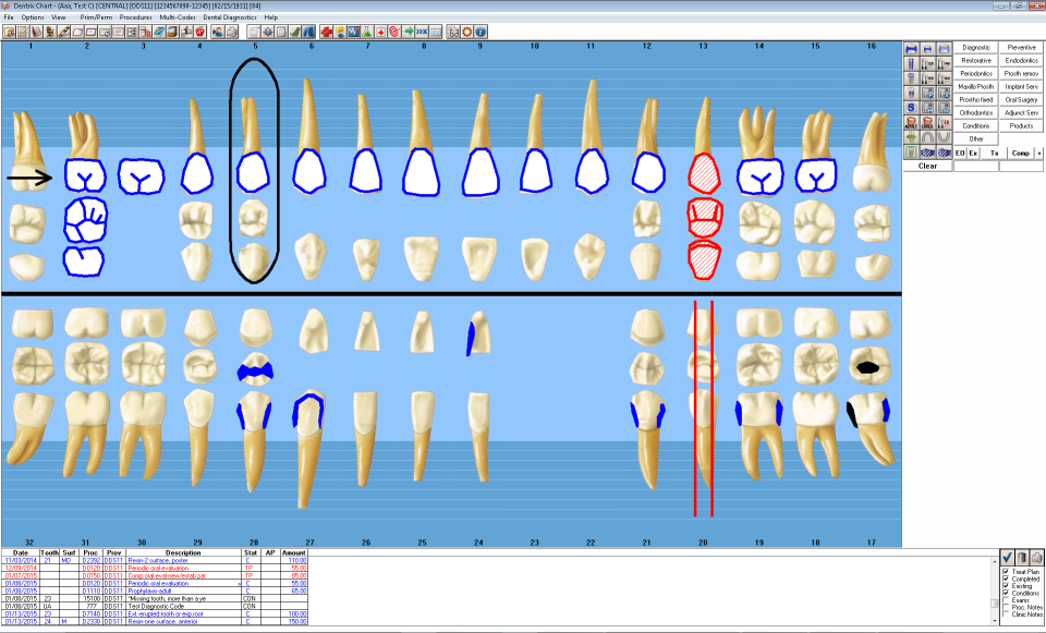 Dentrix Enterprise-screenshot-3