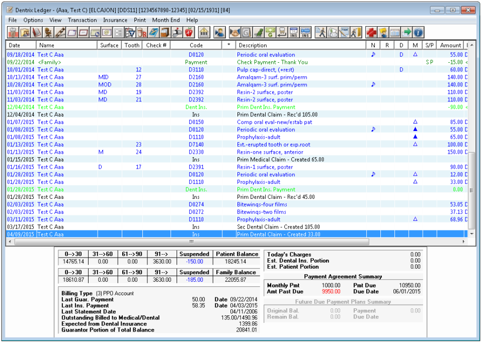 Dentrix Enterprise-screenshot-4