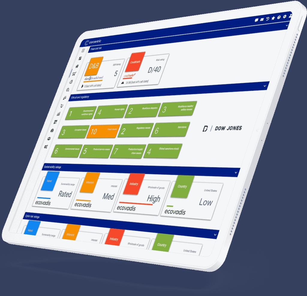 Corcentric-supplier-risk-management-beroe-tablet-screenshot-right-1024x989