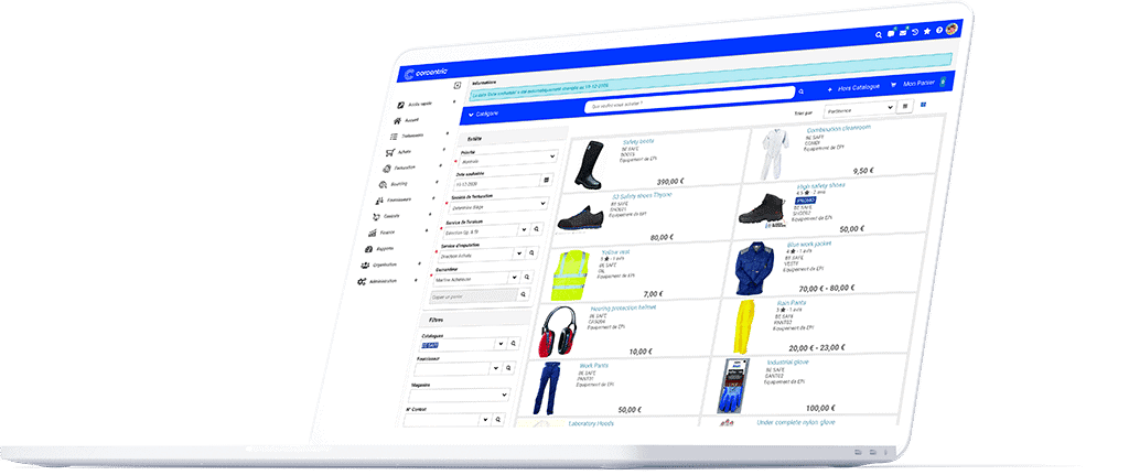 Corcentric-user-procurement-catalog-laptop-screenshot-right-3