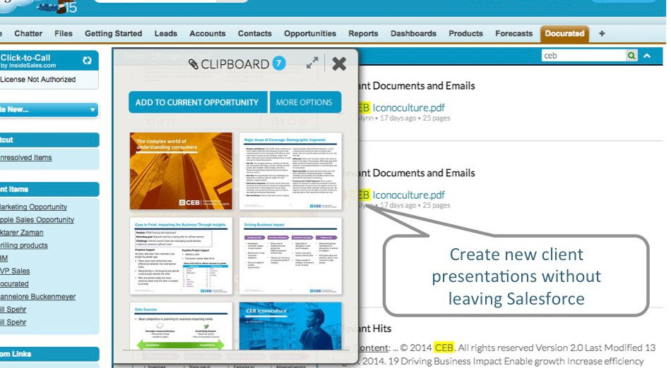 Docurated Sales Enablement-screenshot-1