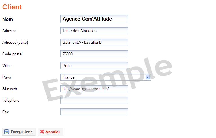 iFacture: Rappel des retards de paiement, Devis, Import et export de données (CSV, XLS)