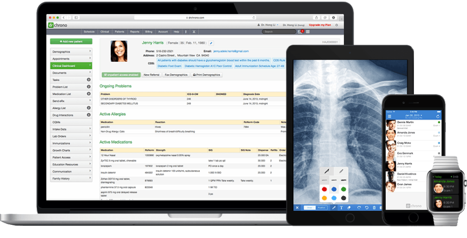 drchrono Medical Scheduling-screenshot-1