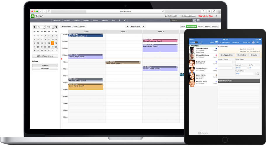 drchrono Medical Scheduling-screenshot-2