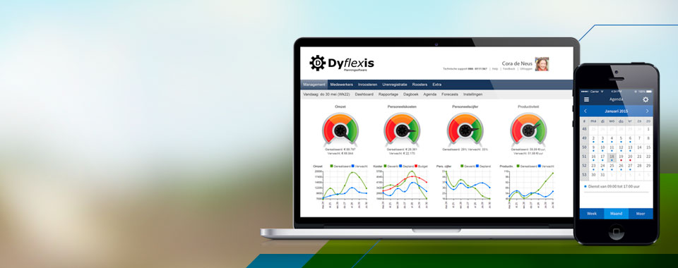 Dyflexis Time & Attendance-screenshot-0