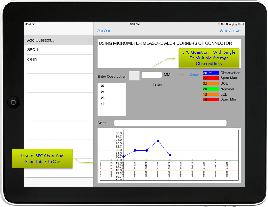 E-Data Now Inspection Software-screenshot-0