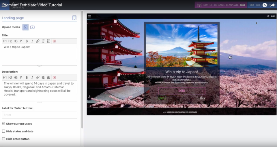 Easypromos-screenshot-0