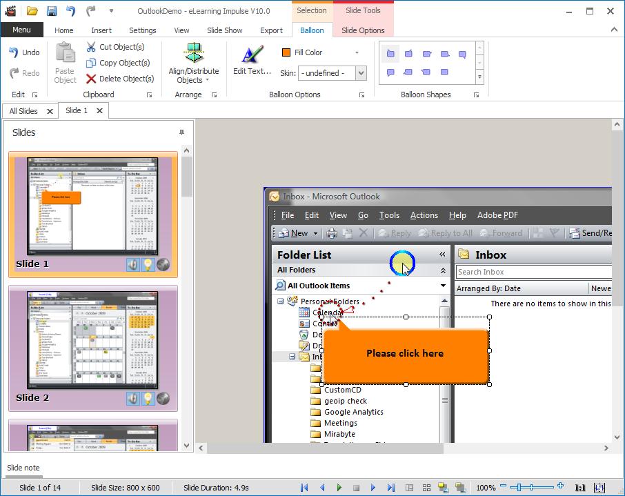 eLearning Impulse-screenshot-0