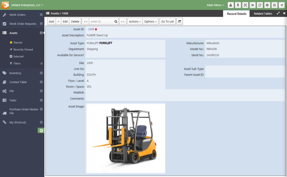 eMaint CMMS-screenshot-0