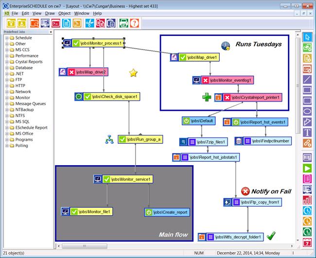 EnterpriseSCHEDULE-screenshot-0