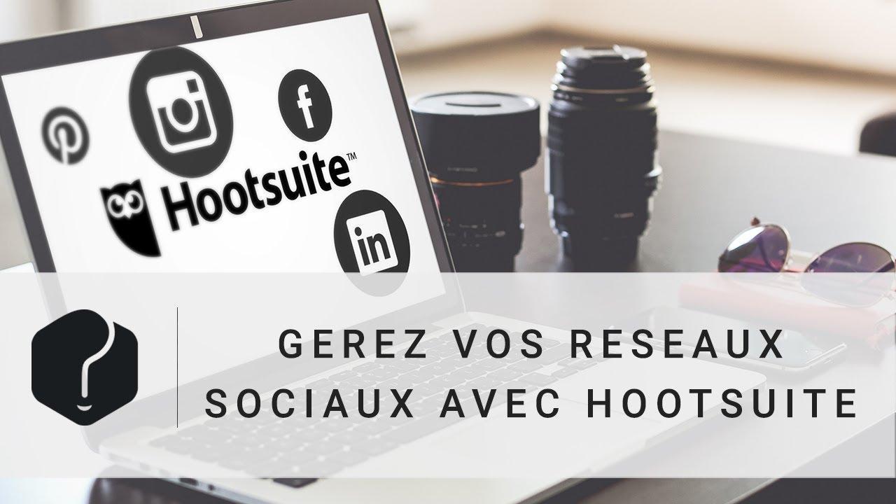 Hootsuite : social media management (Facebook, Twitter...) - Avis et prix