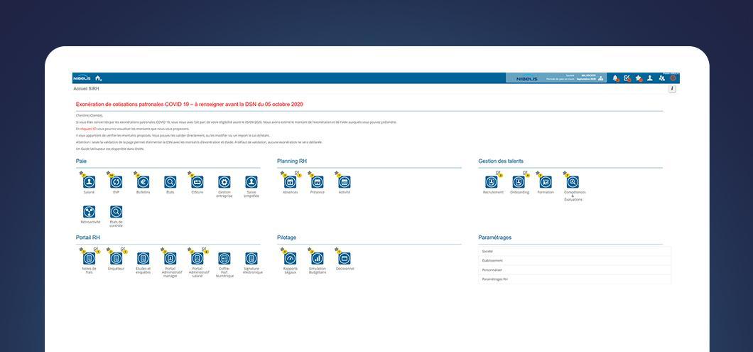 Un accès multi-utilisateurs 24/7 paramétrable (droits et habilitations personnalisables)