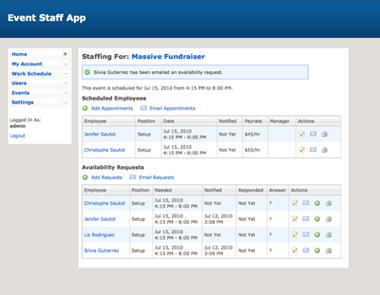 Event Staff App-screenshot-0