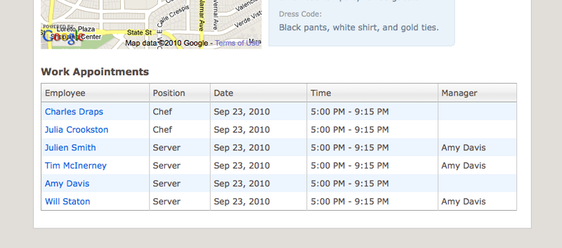 Event Staff App-screenshot-2