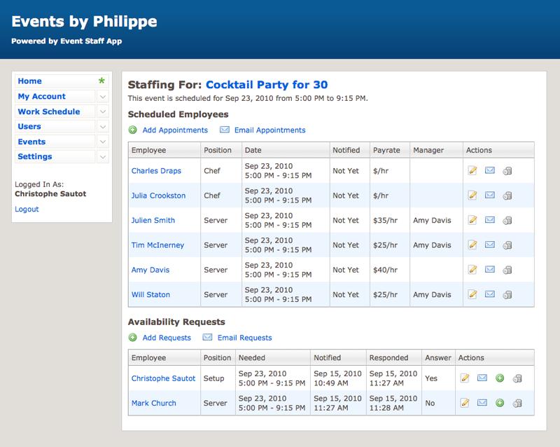Event Staff App-screenshot-3