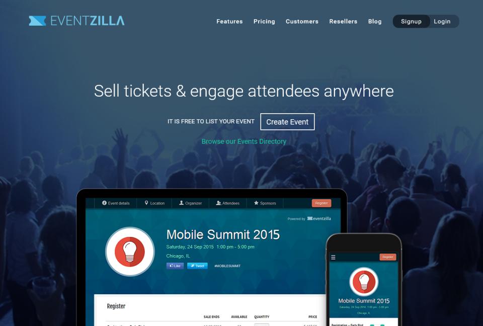 Eventzilla-screenshot-0