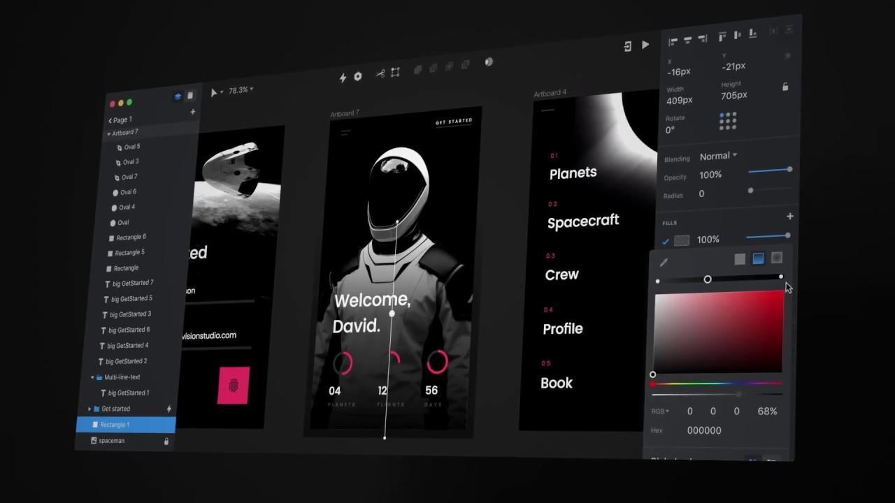 Avis Invision : plateforme de conception de produits numériques - Appvizer