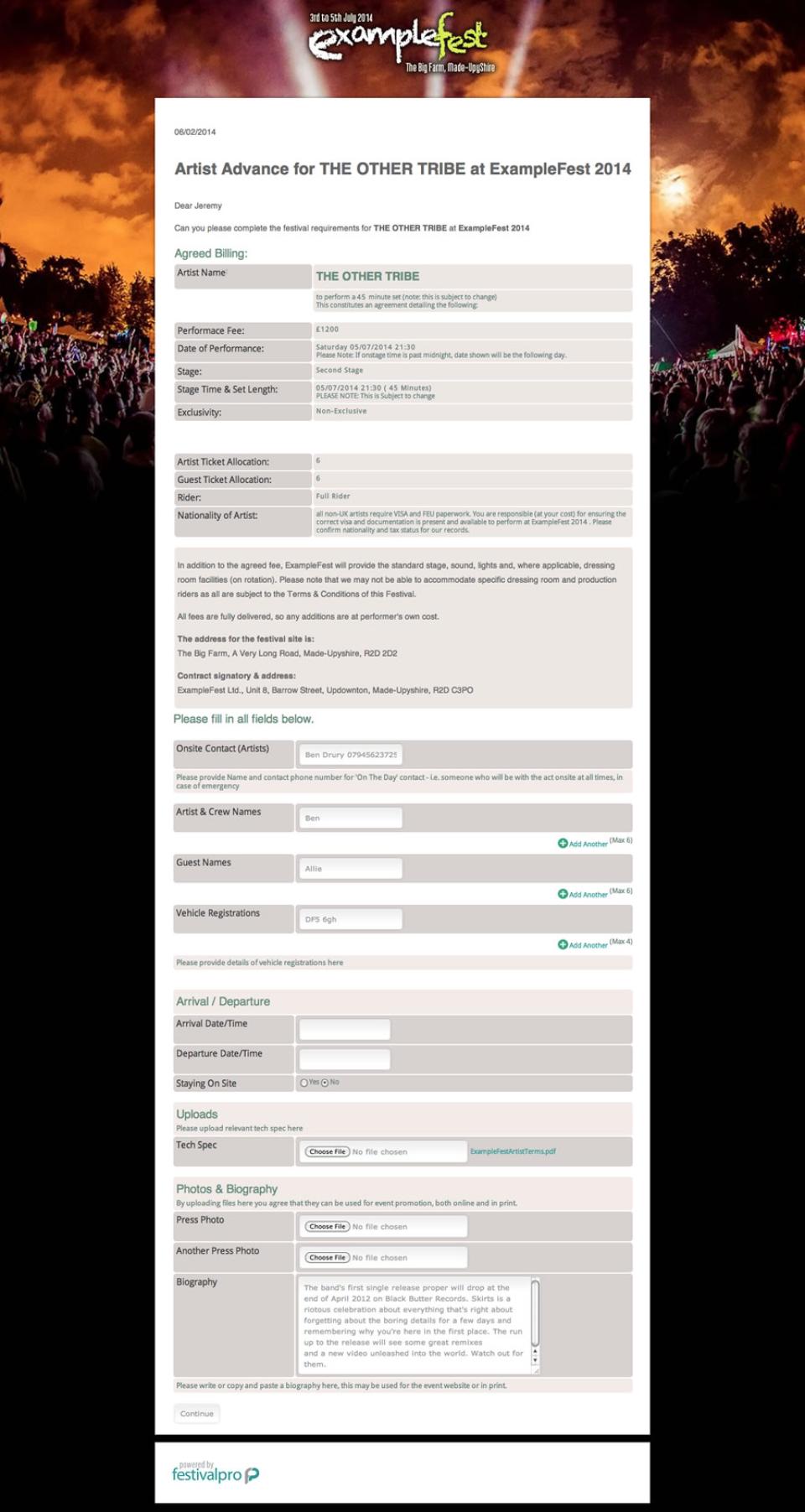 FestivalPro-screenshot-2