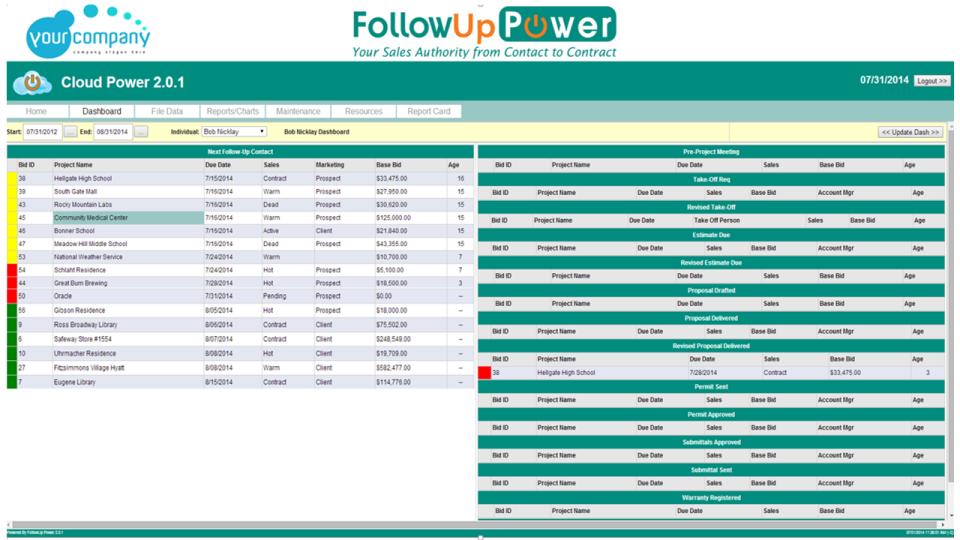 FollowUp Power-screenshot-0